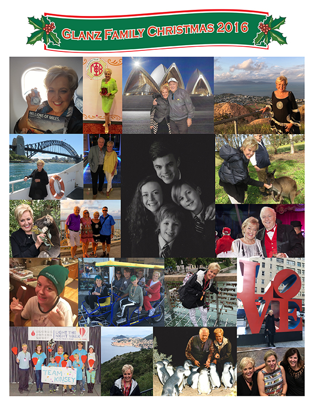 Xmas collage 2016